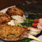 Seafood, Frog, & Gator