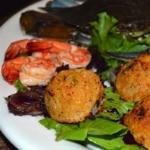 Shrimp and Crab Stuffed Items