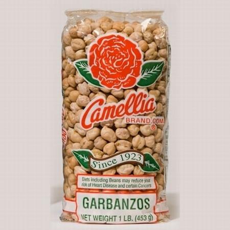 Camellia Garbanzo Beans