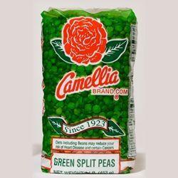 Camellia Green Split Peas