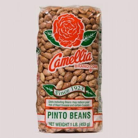 Camellia Pinto Beans