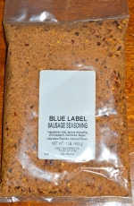 Blue Label Sausage Seasoning