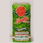 Camellia Green baby lima