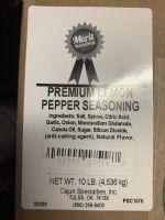 Lemon Pepper 10lb